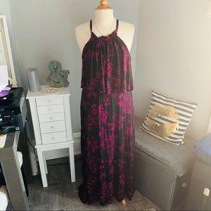 Torrid//maxi dress size 1